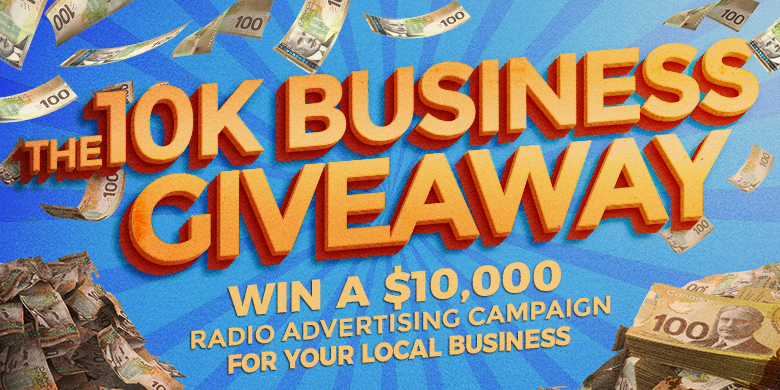 The 10K Business Giveaway