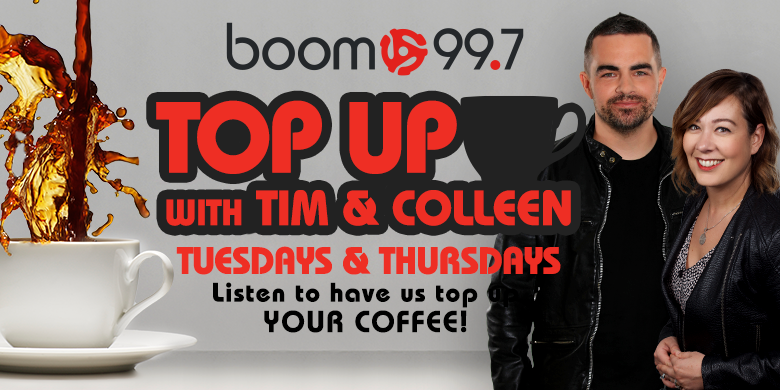 Top Up with Tim and Colleen