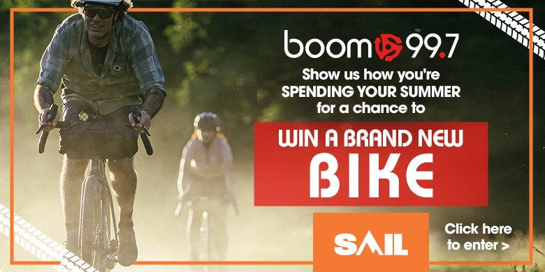Win a Bike with SAIL